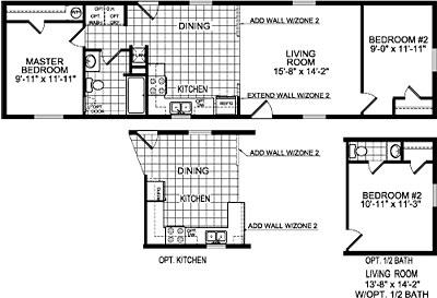 935 floorplan future homes for Modular homes less than 1000 square feet