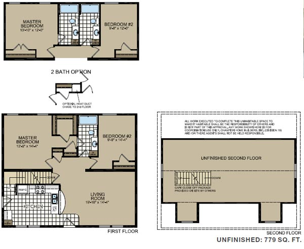 Model 512 future homes for Modular homes less than 1000 square feet