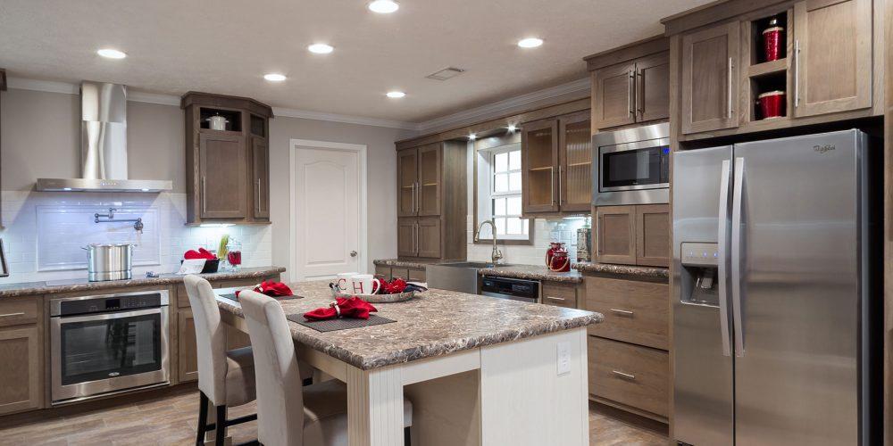 Champion Homes Ultimate Kitchen